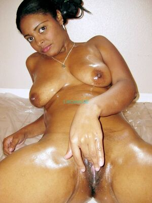 ebony feet naked