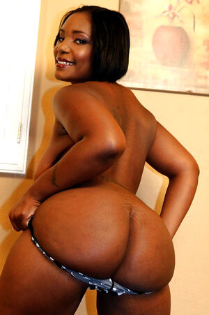 black girl with big tits and big ass