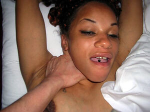 black girlfriend anal