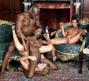big black ass orgy