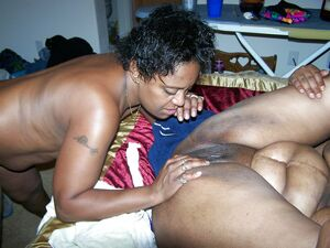 black swinger couple